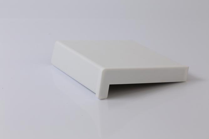 Glafuri (pervaze) de interior din PVC infoliate alb