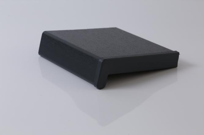 Glafuri (pervaze) DE INTERIOR DIN PVC INFLOLIATE ANTRACIT