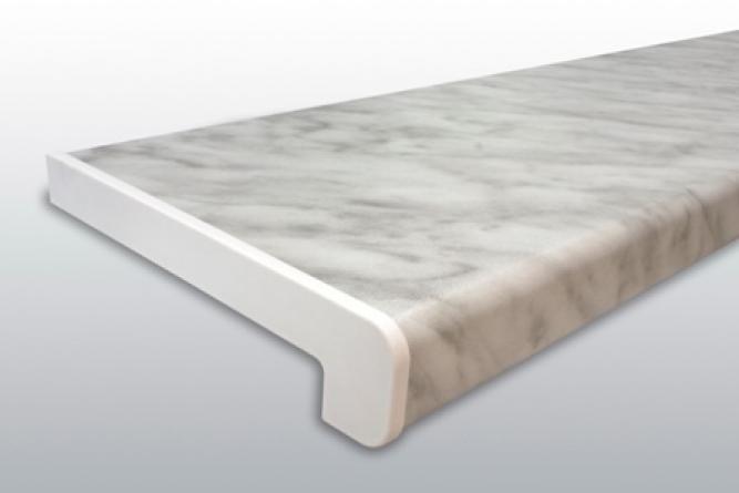Glafuri (pervaze) DE INTERIOR DIN PVC INFLOLIATE MARMORAT